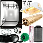 1000w Budget Digital 5′ x 5′ DarkRoom Package