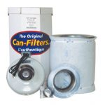 Pre-Packaged Can-Filter & Can-Fan Combo — 33 w/ RS 6