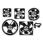 EcoPlus Axial Fan w/ Cord — 6 inch – 235 CFM