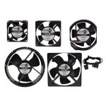 EcoPlus Axial Fan w/ Cord — 8 inch – 647 CFM