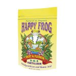 Happy Frog Fruit & Flower 5-8-4 — 4 lbs
