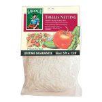 Gardeneer Trellis Netting — 5′ x 30′ with 7 inch holes