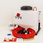 ROBOMIST 8 Nozzle Auto Spray System