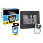 Grower's Edge Digital Thermometer/Hygrometer – Remote Sensor Only