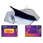 Sun Shield Ducting — 8 inch X 10 Ft.