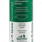 Spray-N-Grow Micronutrient Complex