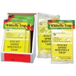 Sticky Whitefly Traps — 5 Pack