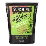 Sunshine Advanced Rain Forest — 2 Cu. Ft.
