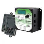 Titan Controls Atlas 4 — Two Area CO2 Monitor and Controller