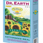 Dr. Earth Cottonseed Meal 3.5 lbs