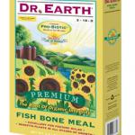 Dr. Earth Fish Bone Meal 25 lbs