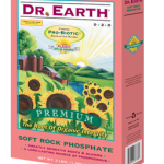 Dr. Earth Soft Rock Phosphate 3 lbs