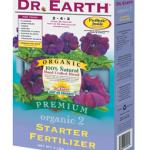Dr. Earth Starter Fertilizer 4 lb
