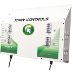 Titan Controls Helios 16 — 16-Light Controller 240V – Dual Trigger Cords