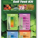 Rapitest Soil Test Kit by Luster Leaf – Model 1601