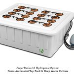 SuperCloset SuperPonic 16 – Hydroponic Grow System