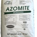 Azomite Micronized Natural Trace Minerals – 44 lbs