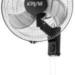 Active Air Heavy Duty 16″ Metal Wall Mount Fan