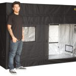 Gorilla Grow Tent Shorty 4′ x 8′