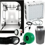 Black Dog LED PhytoMAX 600W LED Grow Room Package – 5 x 5