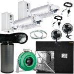 Gavita Double Ended 1000W Grow Room Package – 5×9