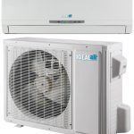 Ideal-Air Pro Series Ductless Mini Split 18 SEER – Cooling Only – 24,000 BTU
