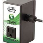 Titan Controls Hercules 3 Power Expander – 15 Amp
