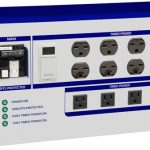 Powerbox DPC-12000 60A 4HW (Hardwire)