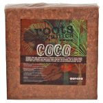 Roots Organics Coco Chips Block 4.5 kg