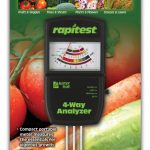 Rapitest 4 Way Analyzer Model 1880 by Luster Leaf
