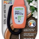 Rapitest Digital Plus Soil pH Meter model 1847 by Luster Leaf