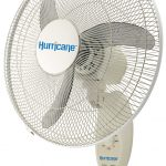 Hurricane Supreme Wall Mount Fan 18 in