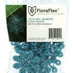 FloraFlex Bubbler Flow Insert 20 GPH (Bag of 12 Inserts)