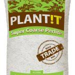 PlantItSuper Coarse Perlite, 100L, 3.53 cu ft