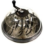 Clear Top Bowl Leaf Trimmer 18inch