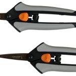Fiskars Micro-Tip Pruning Snips – 2/pack