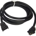 Lamp Extension Cord — 10 ft – 16 Gauge
