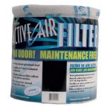 Active Air 13 inch x 12 inch Carbon Filter – No Flange *DISCONTINUED*