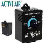 Duct Fan Speed Controller Adjuster