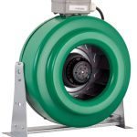 Active Air 10 inch In-Line Fan 760 CFM