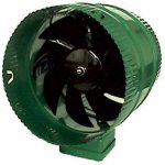 In-Line Booster Fan, 6 inch – 188 CFM