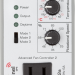 Sentinel Advanced Fan Controller AFC-2a (Protection) (Plug Box)