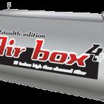 """Air Box 4+ Stealth Edition 3500 CFM 12"""" Flanges"""