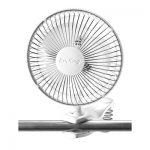 Air King 6 inch 2 Speed Clip Fan