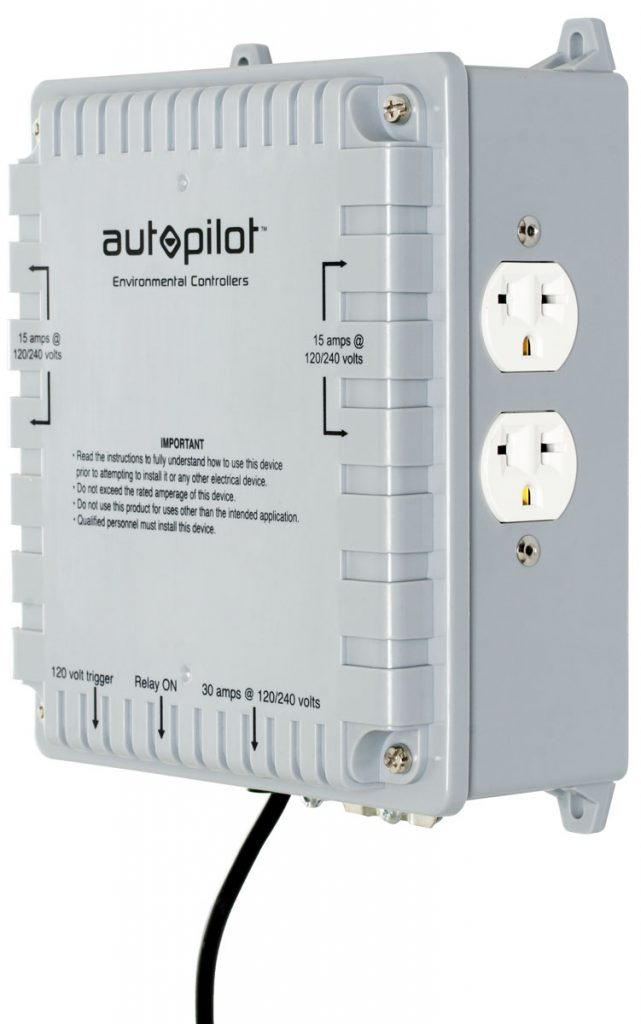 Autopilot High Power HID Controller (120V Only) 30A | Indoor