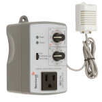 Sentinel BEC-1a Basic Environmental Controller (Plug Box)