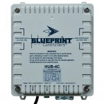 Blueprint HID Hub 4 Site, HUB-4C