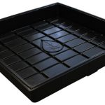 Botanicare Black Grow Tray – 4′ X 4′