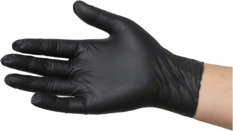 black_nitrile_powder_free_trimming_trim_gloves