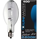 Sunmaster Blue Ice Enhanced Performance MH Lamps 400W 5500K